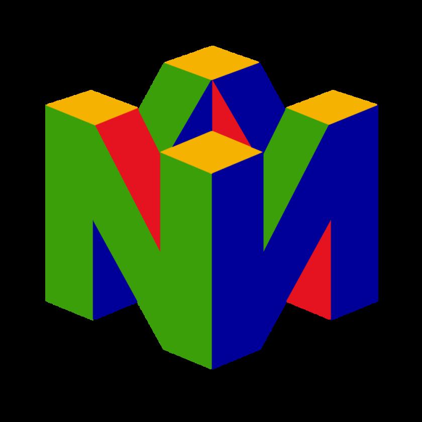 NRMN n64 color logo